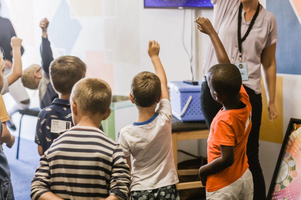 Intrinsic motivation helps kids pursue goals without chasing rewards.